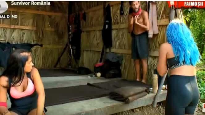 """Începe competiția individuală la Survivor România! Elena și Emy, din nou la cuțite: """"Ești lacomă"""""""