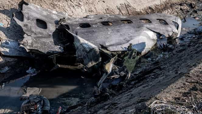 """Iranul confirmă că a doborât avionul Ukrainean Airlines: """"O mare tragedie și o eroare impardonabilă"""""""