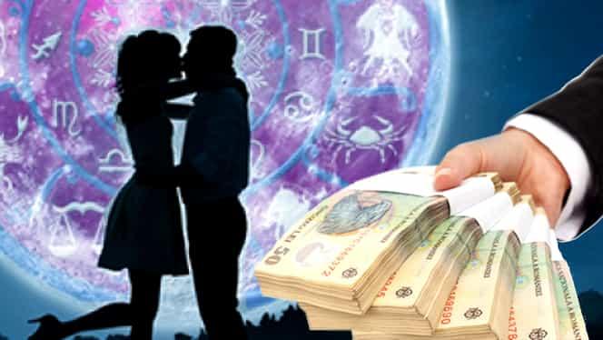 Horoscop 19 februarie. O zodie are de ales între dragoste şi bani