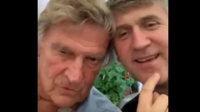 Florin Piersic, mesaj acid după ce a fost criticat pentru că s-a fotografiat cu Pomohaci