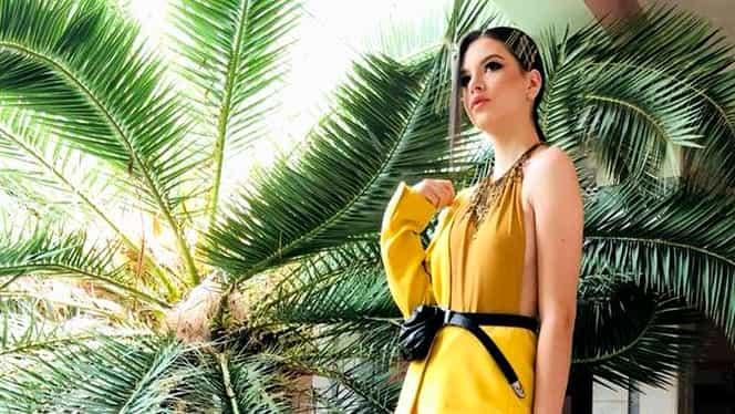 Cleopatra Stratan a lansat o nouă piesă! Ce apariție pentru puștoaica de 16 ani! FOTO