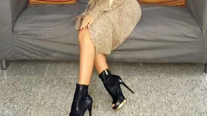 Simona Trașcă s-a pozat goală, în cadă! Fotografia a ajuns pe rețelele de socializare!