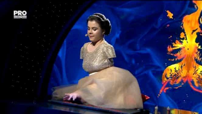 """Povestea emoţionantă a lui Lorelai Moşneguţu, câştigătoarea show-ului """"Românii au talent"""""""