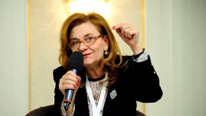 Maria Grapini, anunț de ULTIMĂ ORĂ: Nu votez pentru Codruța Kovesi