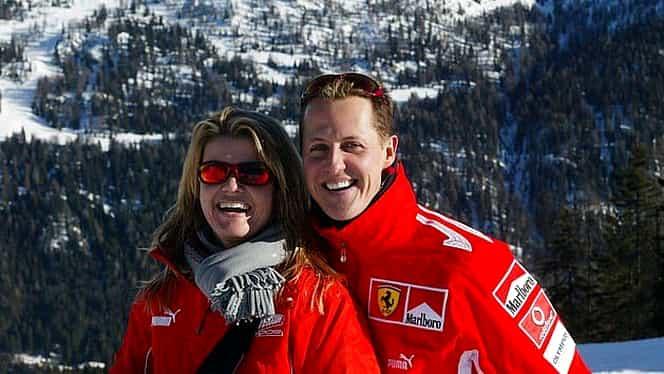 Imagini cu Michael Schumacher, publicate în premieră de familie