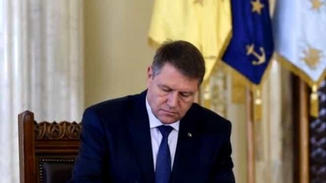Iohannis a promulgat Legea privind plata defalcată a TVA!