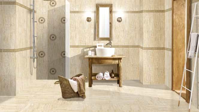 Modul cel mai simplu prin care cureți toată baia cu ajutorul bicarbonatului de sodiu