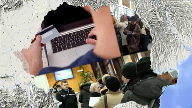 STUDIU: Românii folosesc internetul pentru reţelele sociale, nu pentru servicii bancare