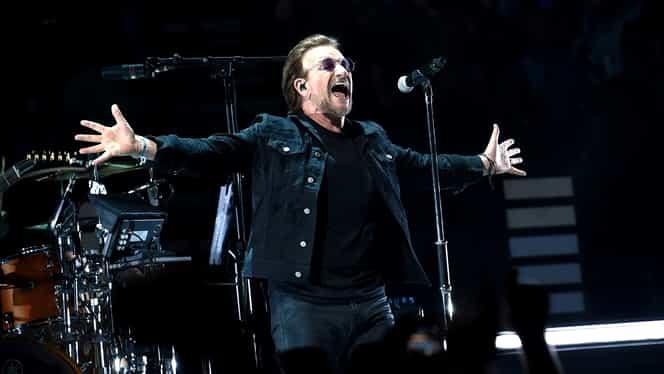 Cum arată soția lui Bono, unul dintre cei mai bogați artiști din lume