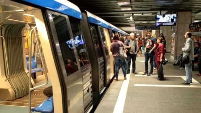 Metrorex, anunţ oficial! Se scurtează perioada de așteptare a trenurilor