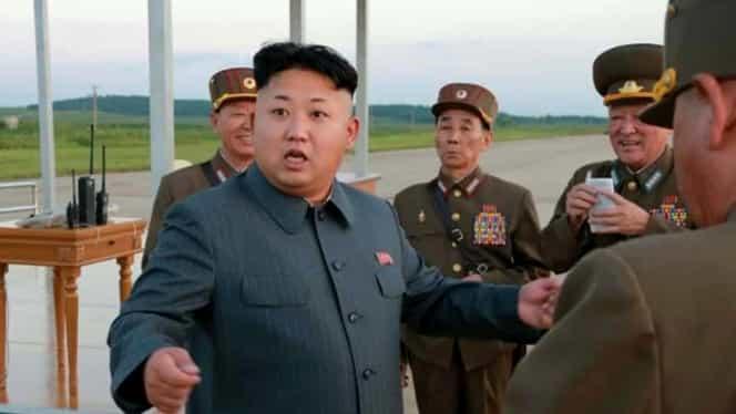 Exerciţiu militar fără precedent la uşa liderului suprem Kim Jong-Un! Trump a trimis avioane invizibile!