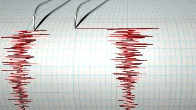 Două cutremure au avut loc în Buzău, în mai puţin de două ore