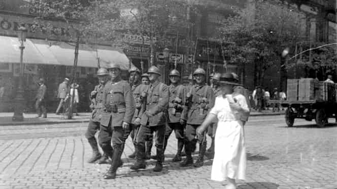 25 octombrie, semnificaţii istorice. Armata română recuperează oraşul Carei