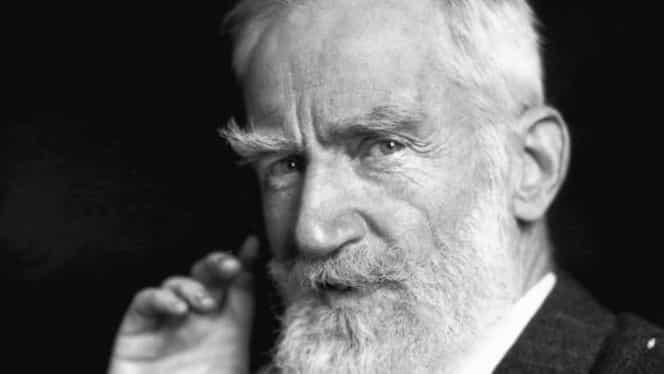 Citatul zilei, 22 octombrie 2019! George Bernard Shaw, diferența între copilărie și bătrânețe