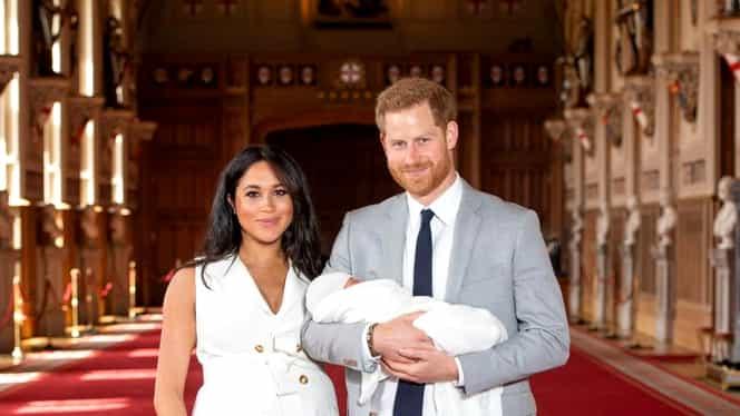 Meghan Markle și Prințul Harry vor adopta un copil. Acesta nu va putea emite pretenții la tron!