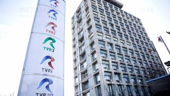 Măsuri radicale împotriva epidemiei de CORONAVIRUS la Televiziunea Română. TVR şi-a suspendat emisia pentru dezinfecţie