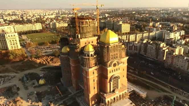 Program sfințire Catedrala Mântuirii Neamului. Duminică, 25 noiembrie, vor fi restricții rutiere lângă Catedrala Națională