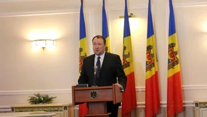 Ministrul Justiţiei din Republica Moldova a demisionat!