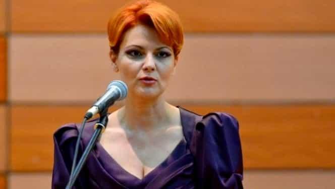 Lia Olguța Vasilescu, acuzată că intenționează să voteze moțiunea de cenzură a Opoziției
