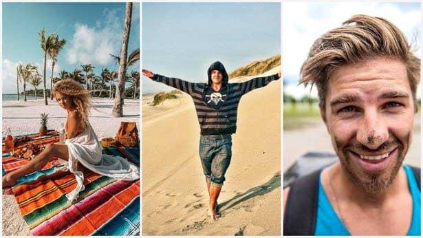 Ryker Gamble, Alexey Lyakh și Megan Scraper sunt cei trei vloggeri care şi-au pierdut viaţa. Ei erau implicați în proiectul High on Life şi postau filmuleţe din călătorii pline de adrenalină.