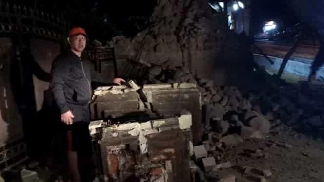 Cutremur în insulele Bali și Java!