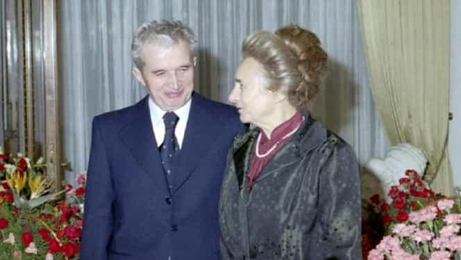 Cadoul secret pe care i l-a oferit Nicolae Ceaușescu Elenei la ultima lor aniversare, înainte să fie executați