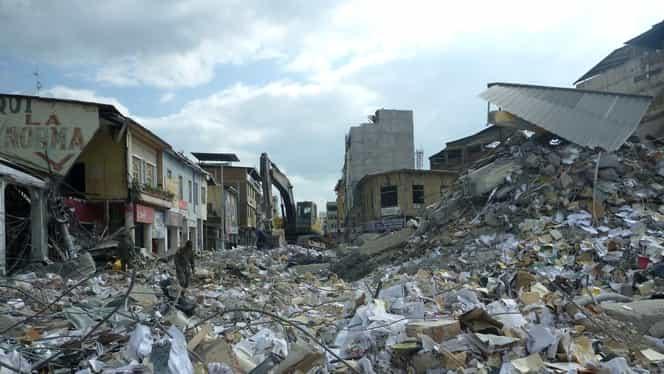 Cutremur devastator! A avut 7,5 grade pe scara Richter! S-au semnalat pagube majore. VIDEO