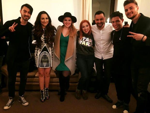 Bianca Lăpuște, soția lui Marius Moga, i-a surprins pe toți la un eveniment