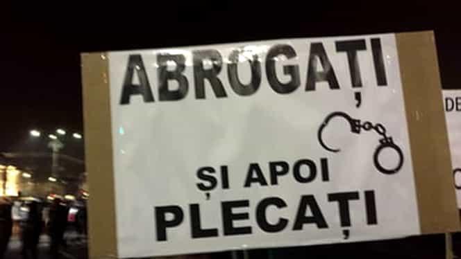 Protest Piața Victoriei, 24 februarie 2019: Mașini MAI din teritoriu vin spre București
