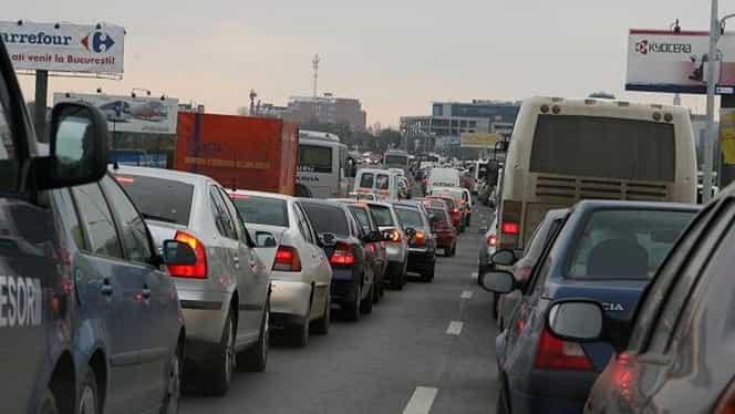 Vinieta Oxigen a intrat în vigoare. Unde se poate achita taxa auto pentru București