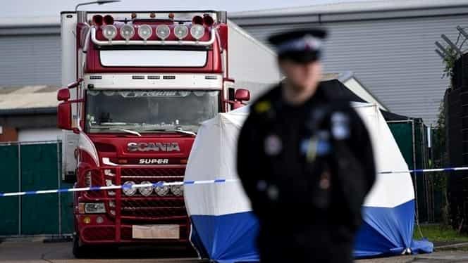 Două victime din camionul morții veneau din România! Mărturii cutremurătoare ale familiilor