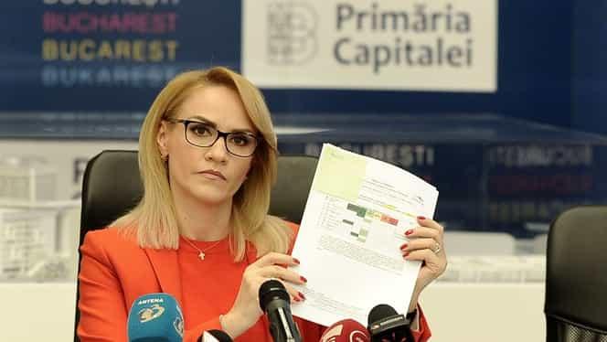 """Gabriela Firea, plângere penală pe numele lui Rareș Bogdan! """"Sa vină în fața instanței cu dovada că eu am periclitat parteneriatele strategice cu UE si SUA"""""""
