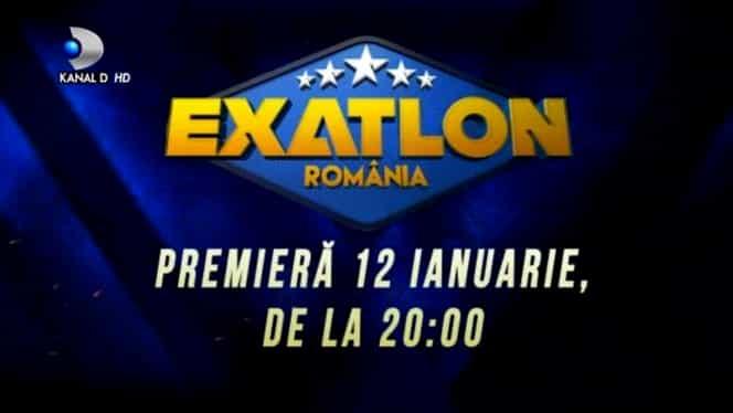 Exatlon 3. Vezi Live Stream Online pe Kanal D premiera noului sezon
