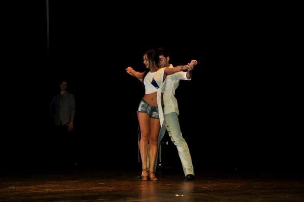 Iubita lui Bogdan Ioan, câştigătorul de la Vocea României, este dansatoare! GALERIE FOTO