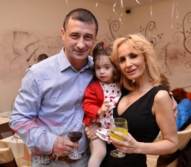 Familie Daniela Gyorfi