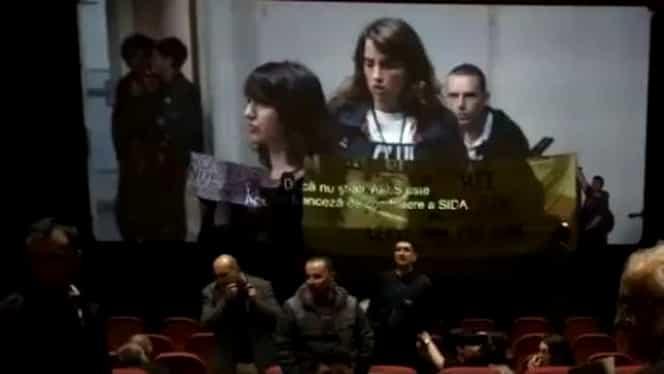 """Proiecţia unui film premiat la Cannes, oprită la Muzeul Ţăranului Român! """"Ţăranul nu este homosexual"""""""