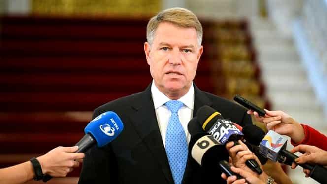 """Klaus Iohannis, declarație șoc: """"Sunt aproape hotărât să convoc referendum!"""""""