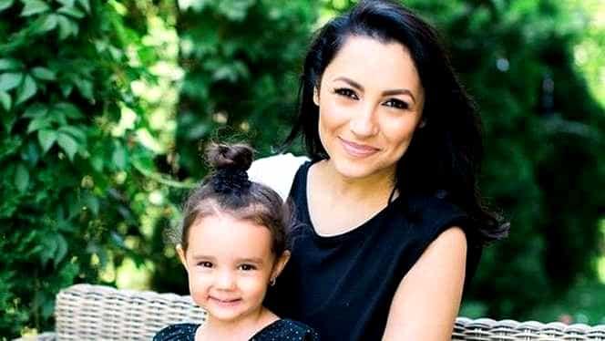 Eva Măruţă, videoclip de milioane de like-uri. Cum cântă hip-hop fiica Andrei