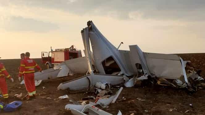 Accident aviatic Tuzla. Pilotul aeronavei a fentat moartea de două ori! Cum a fost posibil
