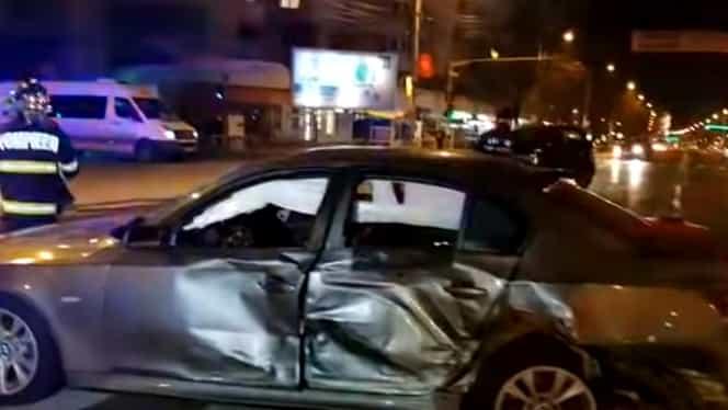 Primarul Iașiului, Mihai Chirica, implicat într-un accident rutier. Edilul acuză dureri toracice- Video- UPDATE
