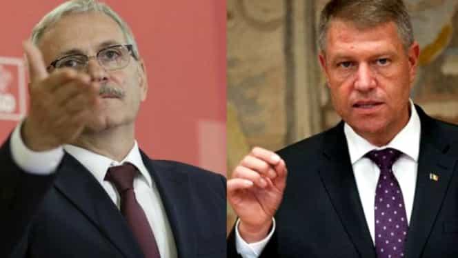 """Klaus Iohannis: """"PSD, sub Dragnea, nu este capabil de guvernare"""""""