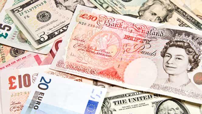 Lira continuă să se aprecieze. Dolarul şi yen-ul revin pe creştere. Ce se întîmplă cu aurul