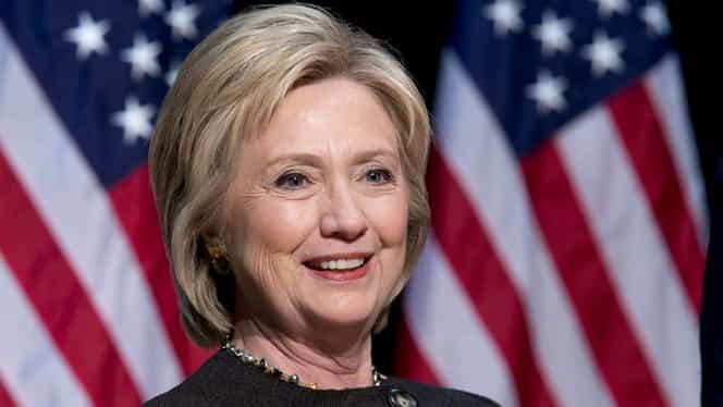 ALEGERI SUA 2016. Hillary Clinton, avans de 8 procente în faţa lui Donald Trump