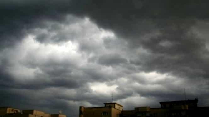 Vremea în București 6 septembrie: continuă aversele de ploaie