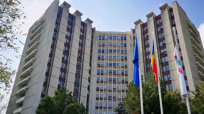 Mai mulți medici și pacienți au fost infectați cu COVID-19 la Spitalul Universitar din București UPDATE