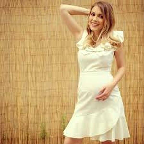 Andreea Ibacka însărcinată