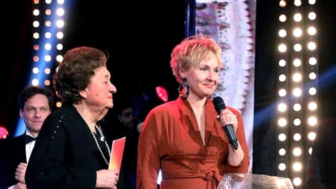 """Dana Grecu, discurs la aniversarea Tamarei Buciuceanu: """"Sunt consilier personal al lui Klaus Iohannis!"""""""