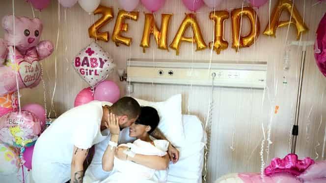 Cum arată Adelina Pestrițu, la câteva zile după naștere! Fanii au rămas cu gura căscată!