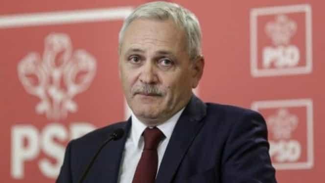 Candidează Liviu Dragnea la președinție? Anunțul de ultimă oră făcut de unul din liderii PSD