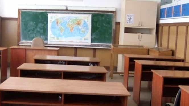 Școli și grădinițe închise în București, după ce a fost declarată epidemia de gripă